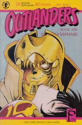Outlanders (1988) -29- Outlanders #29