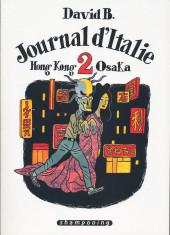 Journal d'Italie -2- Hong-Kong - Osaka