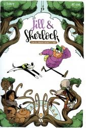 Jill & Sherlock -1- Tous les chemins mènent à Aube