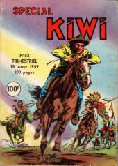 Kiwi -52- Le petit trappeur