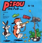 Pifou (Poche) -14- Gags aux pommes