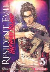 Resident Evil - Heavenly Island -5- Volume 5