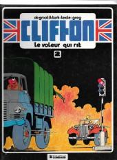 Clifton -2a83b- Le voleur qui rit