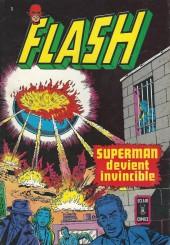 Flash (Eclair comics) -3- Superman devient invincible
