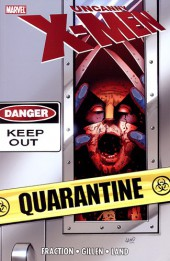 Uncanny X-Men (The) (1963) -INT- Quarantine