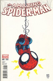 Amazing Spider-Man (The) Vol.3 (Marvel comics - 2014) -1VC- issue 1