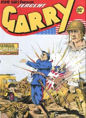 Garry -13- Héroïque sacrifice