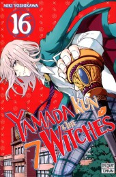Yamada kun & the 7 Witches -16- Tome 16