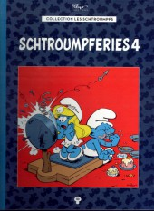 Les schtroumpfs - La collection (Hachette) -50- Schtroumpferies 4