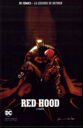 DC Comics - La légende de Batman -839- Red hood : 2e partie