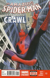 Amazing Spider-Man (The) (2014) -1.1- Learning to Crawl : part one