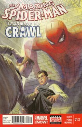 Amazing Spider-Man (The) (2014) -1.2- Learning to crawl  : part two