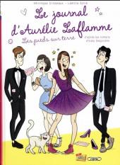 Le journal d'Aurélie Laflamme -5- Les pieds sur Terre