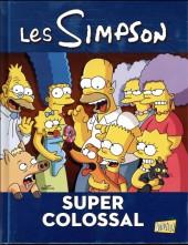 Les simpson (Super colossal)  -2- Volume 2