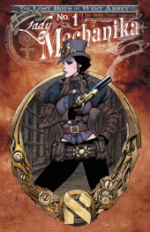 Lady Mechanika: The Lost Boys of West Abbey (2016)