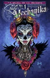 Lady Mechanika: La Dama De La Muerte (2016) -1B- La Dama De La Muerte