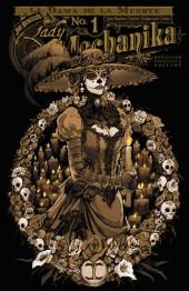 Lady Mechanika: La Dama De La Muerte (2016) -1C- La Dama de la Muerte