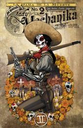 Lady Mechanika: La Dama De La Muerte (2016) -2A- La Dama de la Muerte