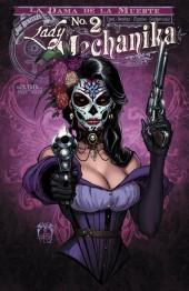 Lady Mechanika: La Dama De La Muerte (2016)