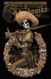 Lady Mechanika: La Dama De La Muerte (2016) -2C- La Dama de la Muerte