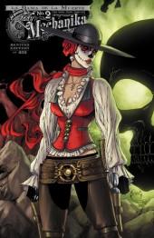 Lady Mechanika: La Dama De La Muerte (2016) -2D- La Dama de la Muerte