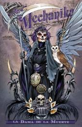 Lady Mechanika: La Dama De La Muerte (2016) -3A- La Dama de la Muerte