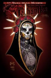 Lady Mechanika: La Dama De La Muerte (2016) -3B- La Dama de la Muerte