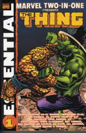 Essential Marvel Two-in-One (2005) -INT01- Marvel Two-in-One Volume 1