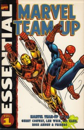 Essential Marvel Team-Up (2002) -1- marvel team-up volume 1