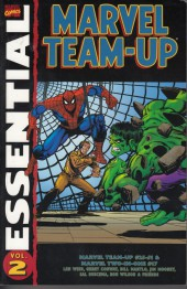 Essential Marvel Team-Up (2002) -2- marvel team-up volume 2