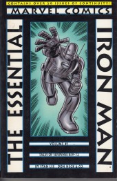 Essential Iron Man (The) / Essential: Iron Man (2000) -INT01- Volume 1