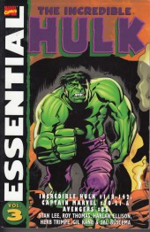 Essential Hulk (The) / Essential: The Incredible Hulk (2002) -INT03- Volume 3