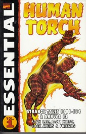 Essential Human Torch (2003) -INT01- Human Torch Volume 1