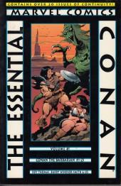 Essential Conan (The) (2000) -INT01- Volume 1
