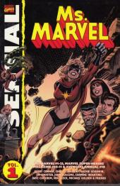 Essential Ms. Marvel (2007) -INT01- Ms. Marvel volume 1