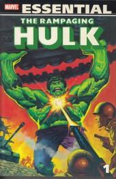 Essential Rampaging Hulk (2008) -INT01- The Rampaging Hulk Volume 1