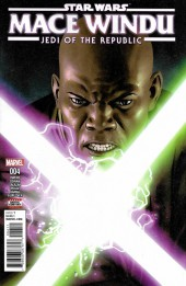 Star Wars: Jedi Of The Republic - Mace Windu (2017) -4- Book I, Part IV : Mace Winduo