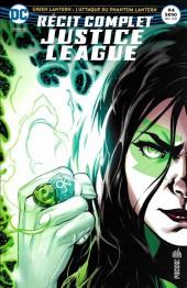 Justice League - Récit Complet (DC Presse) -4- Green Lantern : l'Attaque du Phantom Lantern