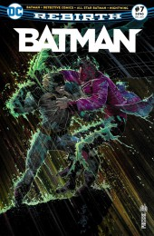 Batman Rebirth (DC Presse) -7- Tome 7