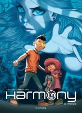 Harmony -2a17- Indigo