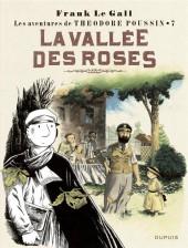 Théodore Poussin -7b17- La Vallée des roses