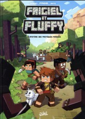Frigiel et Fluffy -1- Le Mystère des pastèques perdues