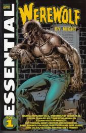 Essential: Werewolf by Night (2005) -INT01- Volume 1