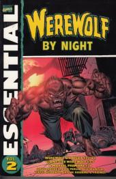 Essential: Werewolf by Night (2005) -INT02- Volume 2