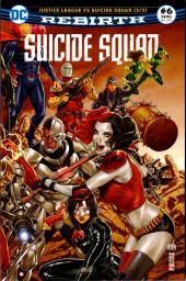 Suicide Squad Rebirth (DC Presse) -6- Justice League vs Suicide Squad (3/3)