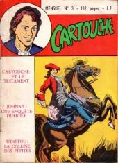 Cartouche (Jeunesse et Vacances) -3- Cartouche et le testament