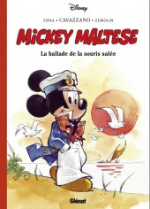 Mickey (collection Disney / Glénat) -HS01- Mickey Maltese - La ballade de la souris salée