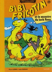 Bibi Fricotin (Hachette - la collection) -29- Bibi Fricotin et le monstre du Loch Ness