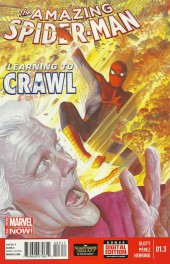 Amazing Spider-Man (The) (2014) -1.3- Learning to crawl : part three