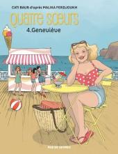 Quatre sœurs (Baur) -4- Geneviève